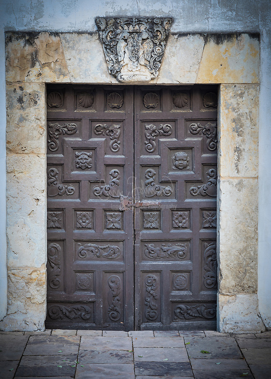 The Spanish Governor's Palace is a National Historic Landmark in Downtown San Antonio in the U.S. state of Texas