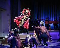 Boston Opera Collaborative Boston MA - Handel's brilliant opera - Rinaldo - March 26 - 29, 2015