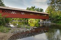 Henry Covered Bridge Bennington, Vermont