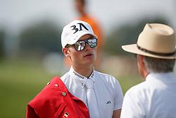 Van Gelderen Boy-Adriaan, BEL, Voorn Albert, NED<br /> Young Riders European Championships Jumping <br /> Samorin 2017© Hippo Foto - Dirk Caremans<br /> 11/08/2017