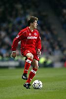 Fotball, 30. november 2003, Premier League, Manchester City - Middlesbrough 0-1,   Juninho, Middlesbrough