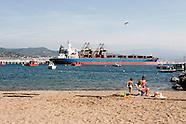 Vado Ligure port area