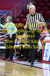 NORMAL, IL - February 10: Scott Doberstein<br />  during a college women's basketball Play4Kay game between the ISU Redbirds and the Indiana State Sycamores on February 10 2019 at Redbird Arena in Normal, IL. (Photo by Alan Look)
