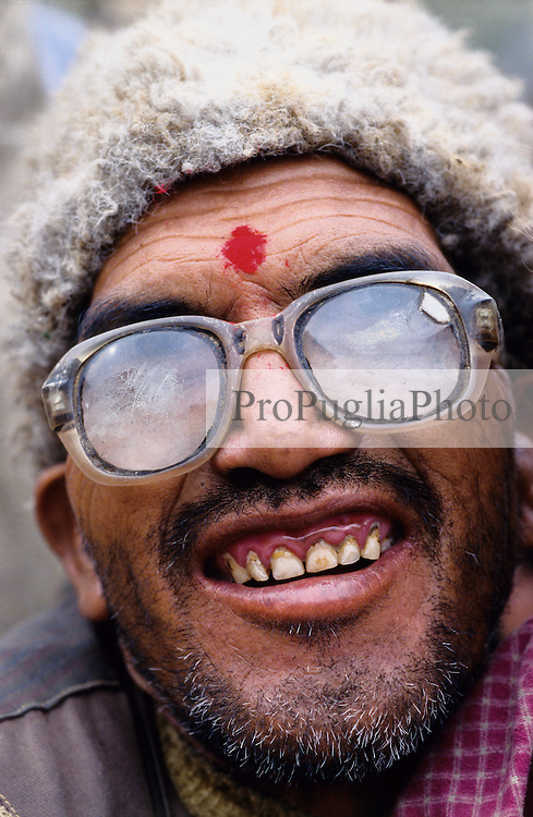"""Dasala Panka, 07 March 2005... """"Last time we have seen the Royal Nepal Army was two years ago. They came during the night time and hit us very hard. The RNA accused us of giving food to the Maoist Army, witness say"""