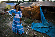 Belo Horizonte_MG, Brasil...Ciganos do bairro Sao Gabriel comecam a obter sua cidadania...Gypsies of Sao Gabriel neighborhood begin to get your citizenship. ..Foto: JOAO MARCOS ROSA / NITRO