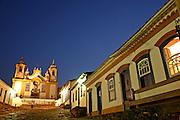 Tiradentes_MG, Brasil.<br /> <br /> Igreja Matriz de Santo Antonio em Tiradentes, Minas Gerais.<br /> <br /> Matriz de Santo Antonio church in Tiradentes, Minas Gerais.<br /> <br /> Foto: JOAO MARCOS ROSA / NITRO