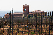 vineyard and winery Hacienda Unamuno, Durius natural Reserve, DO Arribes del Duero spain castile and leon
