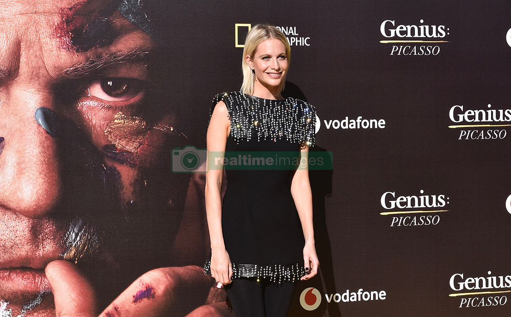 Poppy Delevingne at the world premiere of Genius: Picasso in Malaga. 22 Mar 2018 Pictured: Poppy Delevingne in a world Premiere of Genius Picasso un Malaga. Photo credit: MEGA TheMegaAgency.com +1 888 505 6342