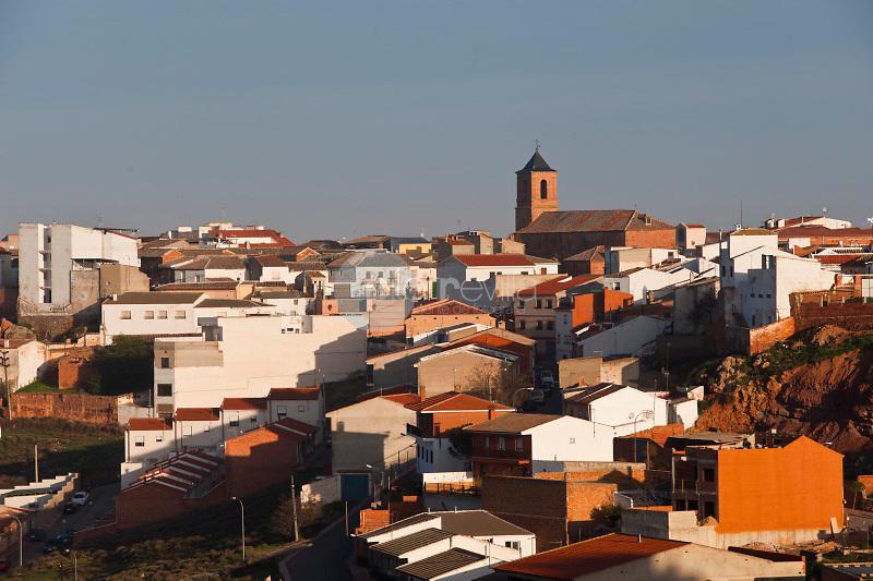 Alhambra. Campo de Montiel. Ciudad Real. Ruta de Don Quijote. ©Antonio Real Hurtado / PILAR REVILLA