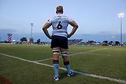 Hugh Sinclair. Queensland Reds v NSW Waratahs Super Rugby Trial Match. Played at Dangar Park Narrabri NSW on Friday 5 February 2021. Photo Clay Cross / photosport.nz
