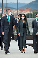 040921 Spanish Royals attends the opening of the Iberdrola Innovation and Training Centre