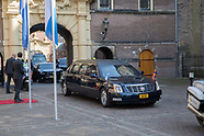State Visit to The Netherlands of president Mauricio Macri of The Argentinian Republic, 28-03-2017