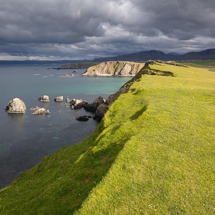 Faraid Head, Sutherland, Scotland.