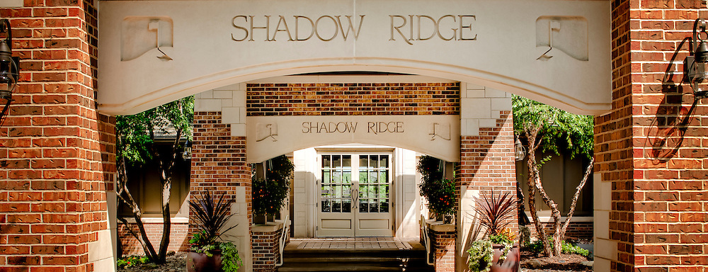 27 July 2011- Shadow Ridge Country Club is photographed for their new website in Omaha, Nebraska.