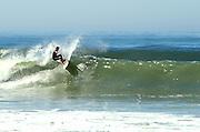 Surfing Waves in Orange County