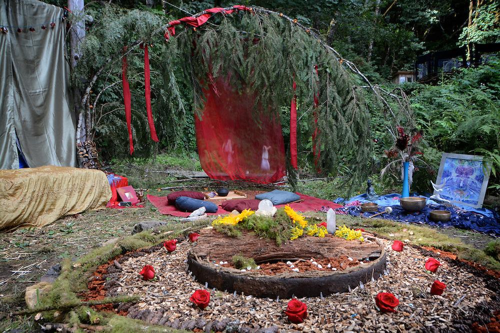Creative Photographs from Beloved Sacred Arts Festival 2013