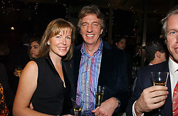 NICK COOK and EIMEAR MONTGOMERIE at a Christmas party to celebrate the 225th Anniversary of Asprey held at their store 167 New Bond Street, London on 7th December 2006.<br /><br />NON EXCLUSIVE - WORLD RIGHTS