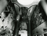 1955 Chinese Theater Lobby ceiling
