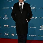 Rupert Everett Arrivers at The 21sh British Independent Film Awards at 1 Old Billingsgate Walk on 21 December 2018, London, UK.