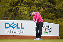 March 23, 2018 - Austin, TX, U.S. - AUSTIN, TX - MARCH 23: Branden Grace hits a tee shot during the third round of the WGC-Dell Technologies Match Play on March 23, 2018 at Austin Country Club in Austin, TX. (Photo by Daniel Dunn/Icon Sportswire) (Credit Image: © Daniel Dunn/Icon SMI via ZUMA Press)