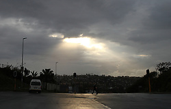South Africa - Durban - 01 September 2020 - A ray of sunshine over Chesterville on Tuesday morning after heavy rains on Monday night<br /> Picture: Doctor Ngcobo/African News Agency(ANA)