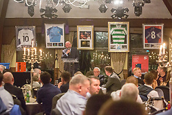 Steins Thistle Club Sportsmans dinner at the Airth Castle hotel, on Saturday 10th March 2018. The evening was compared by Bill Copland with after dinner speakers Willie Allan and Tom Cowan.