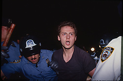 Washington Heights after verdict, New York, 10/09/1992
