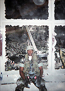 """EXCLUSIVE<br /> REVEALED, THE UNTOLD STORY OF 9/11's MYSTERY SUPER-HERO<br /> <br /> By Nigel Blundell/Exclusivepix<br /> <br /> A masked mystery man who swooped in like a super-hero to rescue survivors of the 9/11 terror attack has told his story for the first time.<br /> When New York's Twin Towers collapsed 12 years ago, the muscular stranger in camouflage gear appeared out of nowhere and, defying the orders of fire chiefs who had called off rescue efforts as being too dangerous, vanished inside the burning debris.<br /> His courageous actions over several hours saved two trapped men who would otherwise have died.<br /> Incredibly, he then disappeared without trace. Despite a Hollywood movie being made about his role, he has since shunned publicity and refused to reveal the full account of his superhuman actions that infamous day, September 11, 2001 – UNTIL NOW.<br /> But at last the shy rescuer has been persuaded to tell his extraordinary account for a TV programme, 9/11: The Lost Hero, screened in Britain on Monday 2 September and soon to be seen worldwide.<br /> Award-winning film-maker Steve Humphries, who has made a dozen investigative documentaries about the attack on the World Trade Center, said yesterday: """"I have met some amazingly heroic people but this man's role in the drama was almost superhuman – something you'd expect to read in a comic book. Yet he is very much a real-life super-hero.""""<br /> The mystery man's name is Jason Thomas. At the time, he was a 27-year-old former sergeant in the US Marine Corps training as a law student.<br /> On 9/11 he was taking his baby daughter to his mother's house in suburban Long Island before heading to law school.<br /> But when he heard that the first Tower had been hit by an airplane, he felt it his duty to respond. He retrieved his old army uniform and drove 30 miles to the World Trade Center. <br /> As he parked his car, the second Tower collapsed but Jason donned a protective face mask and ran towards the cen"""