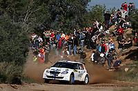 MIKKELSEN Andreas / FLOENE Ola - Skoda Fabia S2000
