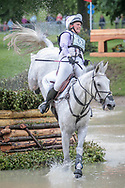 QUICKLOOK V ridden by Gemma Tattersall taking part in the Equitrek CCI*** cross country on day three of the Bramham International Horse Trials 2017 at Bramham Park, Bramham, United Kingdom on 11 June 2017. Photo by Mark P Doherty.