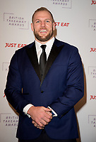 James Haskell at The Fifth Annual British Takeaway Awards at The Savoy Hotel, London, UK <br /> 27/01/20