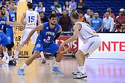 DESCRIZIONE : Berlino Eurobasket 2015 Islanda Italia<br /> GIOCATORE : Alessandro Gentile<br /> CATEGORIA : difesa<br /> SQUADRA : Italia<br /> EVENTO : Eurobasket 2015<br /> GARA : Islanda Italia<br /> DATA : 06/09/2015<br /> SPORT : Pallacanestro<br /> AUTORE : Agenzia CiamilloCastoria/M.Longo<br /> Galleria : Eurobasket 2015<br /> Fotonotizia : Berlino Eurobasket 2015 Islanda Italia