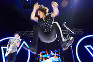 110416 The Vamps Perform in Madrid