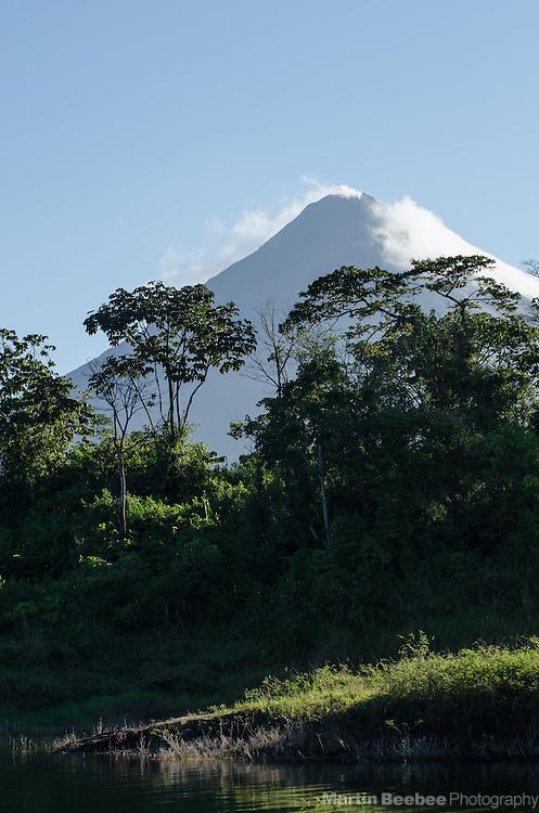 Arenal Volcano, near El Castillo, Costa Rica