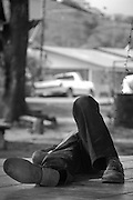 An eclectic collection of images taken from around the world. Often waiting for that decisive moment that helps encapsulate and paint the scene with a soft touch of humour, irony and juxtaposition. The <br /> traditional 'daytime sleep', 'schluff' or 'siesta' originated in Spain and was then quickly adopted in Latin-American culture. It has since gradually spread to every corner of the globe and often 'showcases' itself in an amusing array of positions, locations, timings and situations which visually shows us how the 'nature of sleeping' can really be interpreted in many different ways...