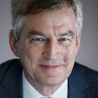Nederland, Amsterdam , 19 februari 2015.<br /> dhr. drs. D.(Dirk) de Kruif RA RC RV, geneesheer directeur en lid Raad van Bestuur GGZinGeest.<br /> Foto:Jean-Pierre Jans