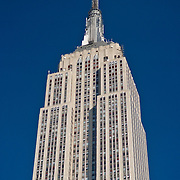 Empire State Building, February 2008