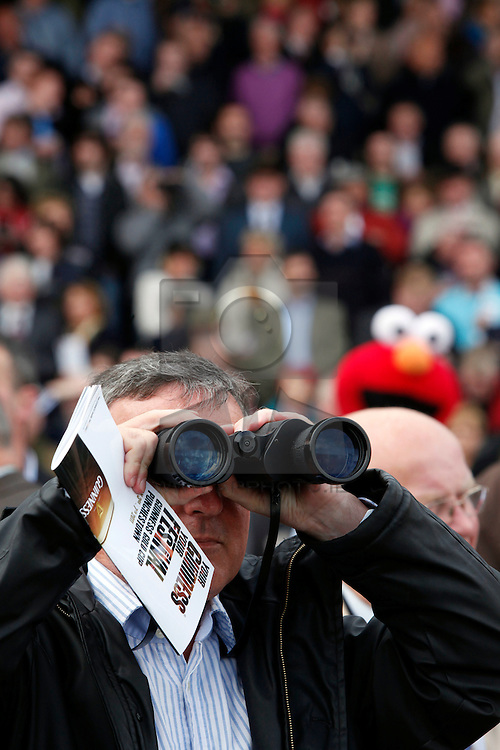 Pictured during the Punchestown Festival 2011. Pic Andres Poveda