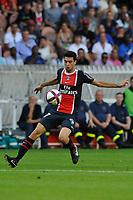 FOOTBALL - FRENCH CHAMPIONSHIP 2011/2012 - L1 - PARIS SG v VALENCIENNES FC - 21/08/2011 - PHOTO GUY JEFFROY / DPPI - JAVIER PASTORE (PSG)