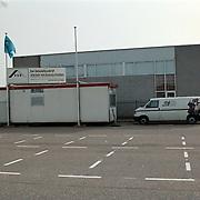 Gebouw Oranje IJsselmeerstraat Huizen ext.
