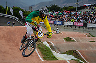 #457 (CALLAN Joshua) AUS at the 2016 UCI BMX World Championships in Medellin, Colombia.
