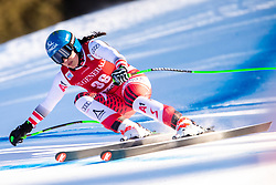 18.12.2018, Saslong, St. Christina, ITA, FIS Weltcup Ski Alpin, Abfahrt, Damen, im Bild Nadine Fest (AUT) // Nadine Fest of Austria in action during her run in the ladie's Downhill of FIS ski alpine world cup at the Saslong in St. Christina, Italy on 2018/12/18. EXPA Pictures © 2018, PhotoCredit: EXPA/ Johann Groder