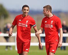 160409 Everton U18 v Liverpool U18