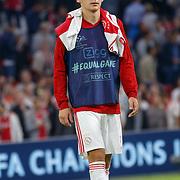 NLD/Amsterdam/20180919 - Ajax - AEK, nr 5 Max Wöber