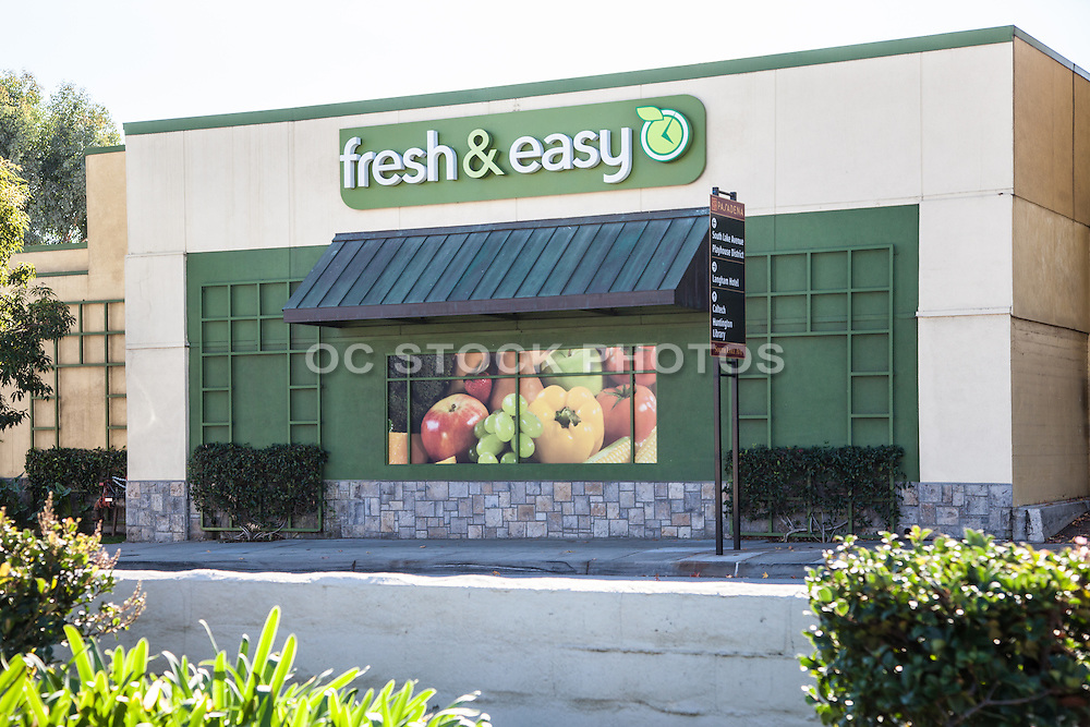 Fresh & Easy Grocery Chain