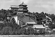 C009-29_Tom Hutchins_[New] Summer Palace, Kunming Lake, Peking, China 1956 A2+.tif