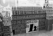 16/3/1966<br /> 3/16/1966<br /> 16 March 1966<br /> <br /> Domestos Display at Quinn Supermarket