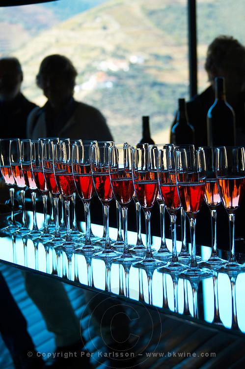 rose wine aperitif quinta do seixo sandeman douro portugal