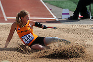 IPC European athletics championships, day 4 at Swansea university in Swansea South Wales <br /> pic by Andrew Orchard,