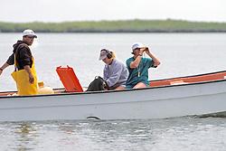 Mario Hernandez, Ladonna Wyatt & Beverly Hinchorek Looking For Whales